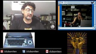 AMITEN TV - PROG #65 - JUAN VENTURA INTERVIEW - A500 RED MOD