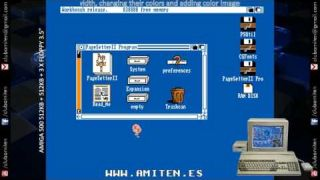 BACK TO THE ROOTS VOL I AMIGA DESKTOP PUBLISHING PAGE SETTER I,II,III