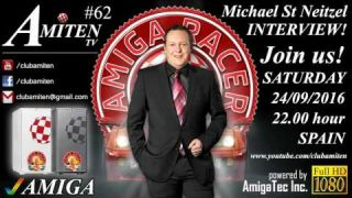 Amiten TV - PROGRAM #62 Michael St Neitze INTERVIEW