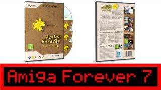 Amiga Forever 7 Emulation (New Features) 4K UHD
