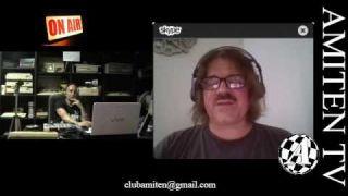Amiten TV - PROGRAMA #54 DAVE HAYNIE INTERVIEW