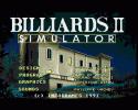 Billiards_II_Simulator