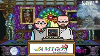 Amigos: Everything Amiga Episode 14 Remastered - Fright Night