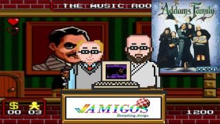 Amigos: Everything Amiga Episode 3 Remastered - The Addams Family