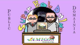 Amigos: Everything Amiga Podcast Episode 110 - Og!, MF Tanks, Super Obliteration, Super Bob Dylan