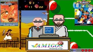 Amigos Everything Amiga 174 - Aladdin and Micro Machines (Recut to please the AVGN legal team)