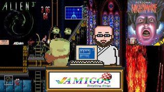 Amigos: Everything Amiga Episode 170 - Alien 3 / Personal Nightmare
