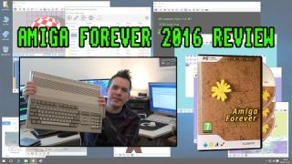 Amiga Forever 2016 Review (Amiga Emulator)