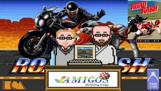 Amigos: Everything Amiga Podcast Episode 114 - Road Rash