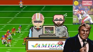 Amigos: Everything Amiga Podcast Episode 122 - John Madden Football