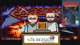Amigos: Everything Amiga Episode 1 Remastered - A1000 and Hybris