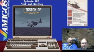 Amigos: Everything Amiga Livestream 102 - Seek and Destroy