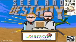 Amigos: Everything Amiga Episode 102 - Seek and Destroy