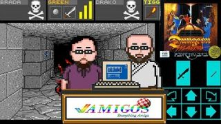 Amigos: Everything Amiga Episode 182 - Dungeon Master (1988, FTL)