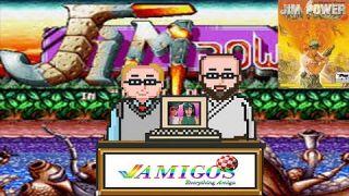 Amigos: Everything Amiga Episode 130 - Jim Power in Mutant Planet