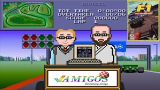 Amigos: Everything Amiga Podcast Episode 120 - Vroom, F1, F1 World Championship Edition