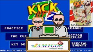 Amigos: Everything Amiga Episode 12 Remastered - Kick Off 2