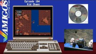 Amigos: Everything Amiga Livestream 104 - Kid Chaos