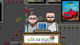 Amigos: Everything Amiga Episode 181 - Nitro (1990, Psygnosis)