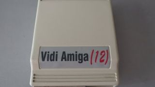 VidiAmiga(12) Image Capture Device for the Amiga