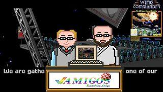 Amigos: Everything Amiga Episode 131 - Wing Commander