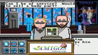 Amigos: Everything Amiga Podcast Episode 109 - Neuromancer