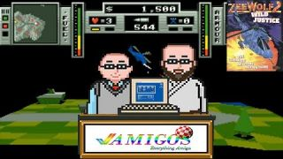 Amigos: Everything Amiga Episode 171 - Zeewolf 2: Wild Justice