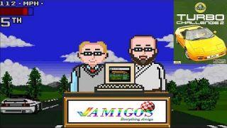 Amigos: Everything Amiga Episode 17 Remastered - Lotus Turbo Challenge 2