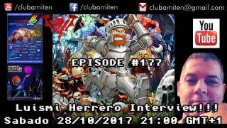 EPISODE #177 - ENTREVISTA LUISMI HERRERO - ROWAN AMIGA 32 - VAMPIRE 500 V2 + Y MAS!!!