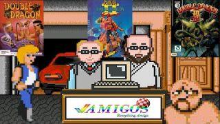 Amigos: Everything Amiga Episode 123 - The Double Dragon Series