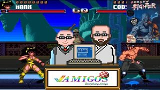 Amigos: Everything Amiga Episode 177 - Shadow Fighter (1995, Gremlin)