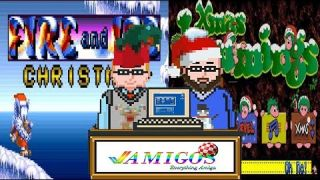 Amigos: Everything Amiga Episode 178 - Fire and Ice Special Christmas Edition / Christmas Lemmings