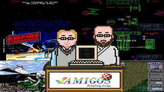 Amigos: Everything Amiga Podcast Episode 103 - The Star Wars Trilogy
