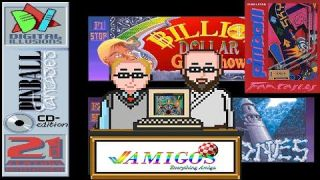 Amigos: Everything Amiga Episode 7 Remastered - Pinball Fantasies