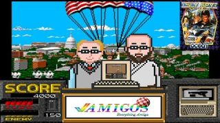 Amigos: Everything Amiga Podcast Episode 112 - Sly Spy