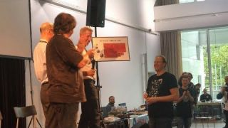 Amiga32: Jeff Porter(A500), Ron Nicholson(OCS) and Dave Haynie(A2000)