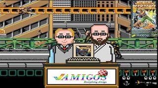 Amigos: Everything Amiga Podcast Episode 108 - Midnight Resistance