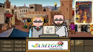 Amigos: Everything Amiga Episode 147 - Indiana Jones and the Fate of Atlantis