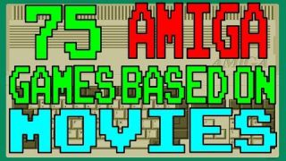 75 Amiga Games Based On The Movies