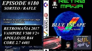 EPISODE #180 - RETROMAÑIA 2017 - SORTEO/RAFFLE - REVIEW APOLLO OS R44 Y CORE 2.7 4403