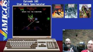 Amigos: Everything Amiga Livestream 103 - Star Wars, The Empire Strikes Back, Return of the Jedi
