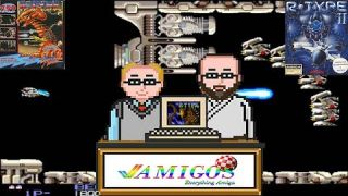 Amigos: Everything Amiga Podcast Episode 115 - R-Type & R-Type 2