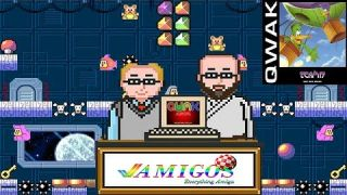 Amigos: Everything Amiga Podcast Episode 107 - Qwak