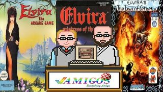 Amigos: Everything Amiga Episode 15 Remastered - All the Elvira Games