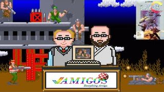 Amigos: Everything Amiga Podcast Episode 105 - Super C