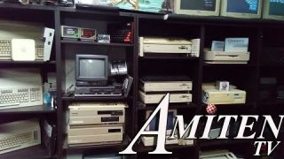 EPISODE #173 Pimpin' the Amiga 500 in 2017. 68030 ACA 500+ , Compact Flash, Kickstart 3.1