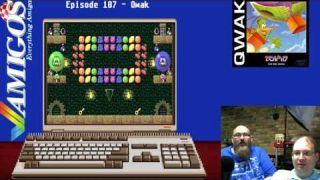 Amigos Everything Amiga Livestream 107 Qwak
