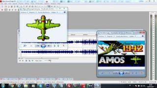 AMOS TUTORIAL CHAPTER #6 - CURSO AMOS CAPITULO #6 - SFX&MUSIC