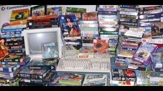🔴 LIVE Amiga - Rózne giercowanie + ględzenie o niczym