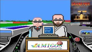 Amigos: Everything Amiga Episode 173 - Microprose Formula One Grand Prix